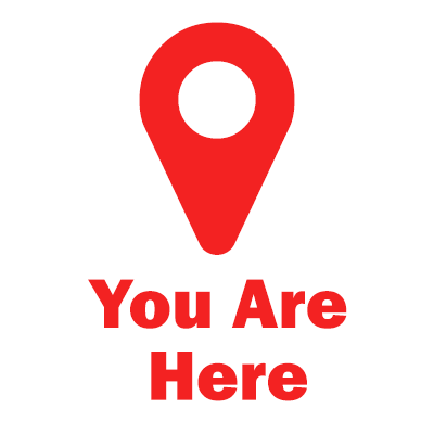 where are you you are here web visions